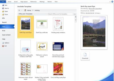 office 365 word templates