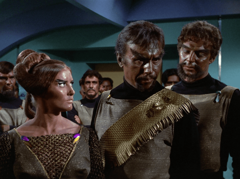 The Klingons of the Original Series