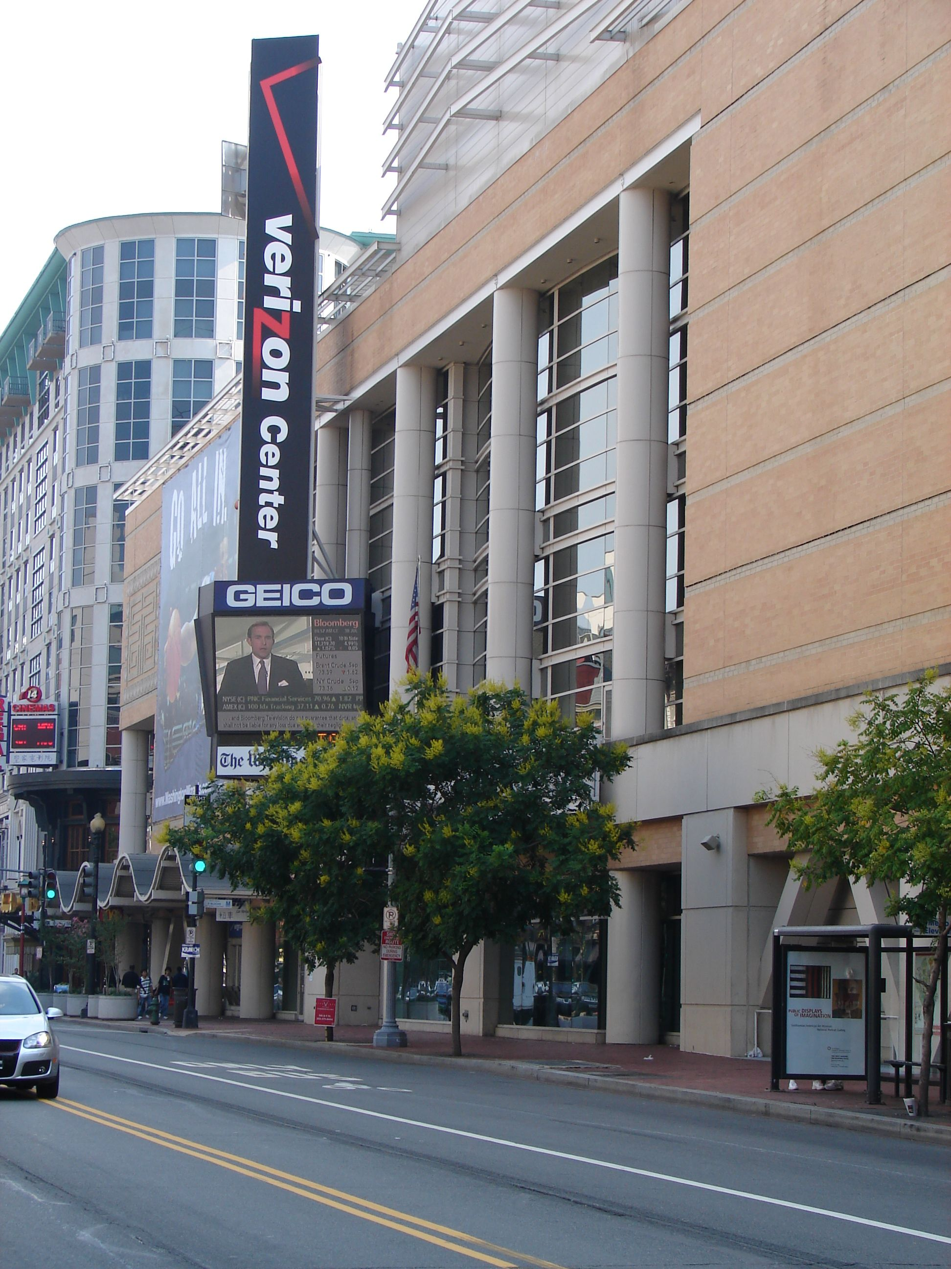 Verizon Center Washington Dc Hotels