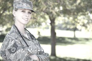 US Air Force Series: American Airwoman Outdoor