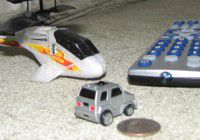 Infrared RC toys