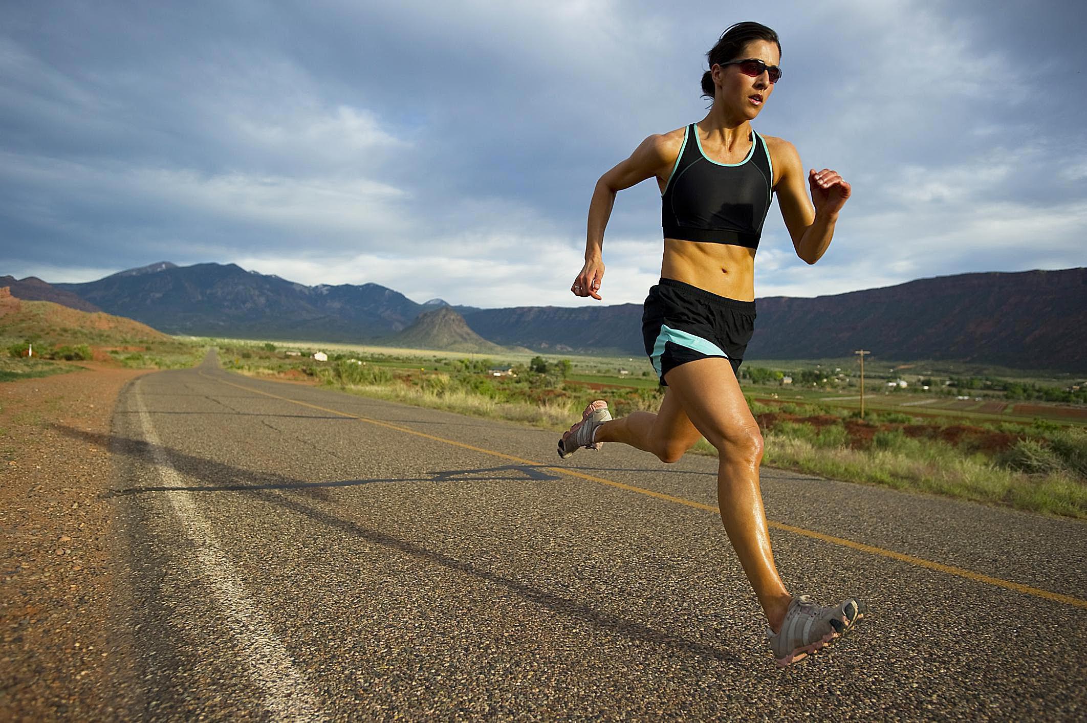 How to Breathe When Running | POPSUGAR Fitness