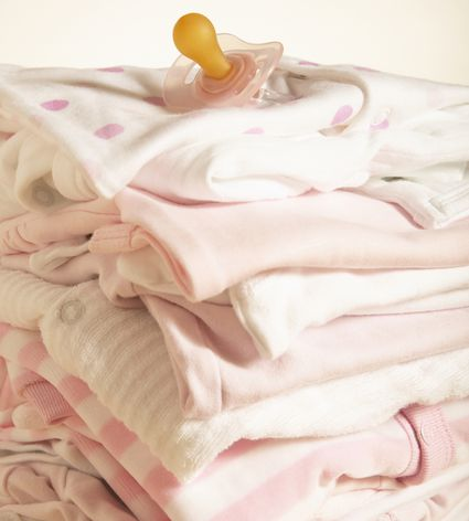 How to Wash Baby Clothes and Remove Stains