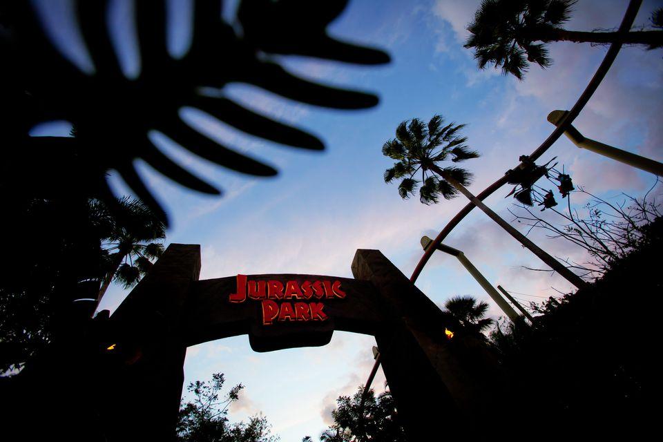 Jurassic Park at Universal Orlando