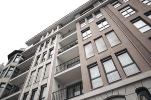 Block of apartments