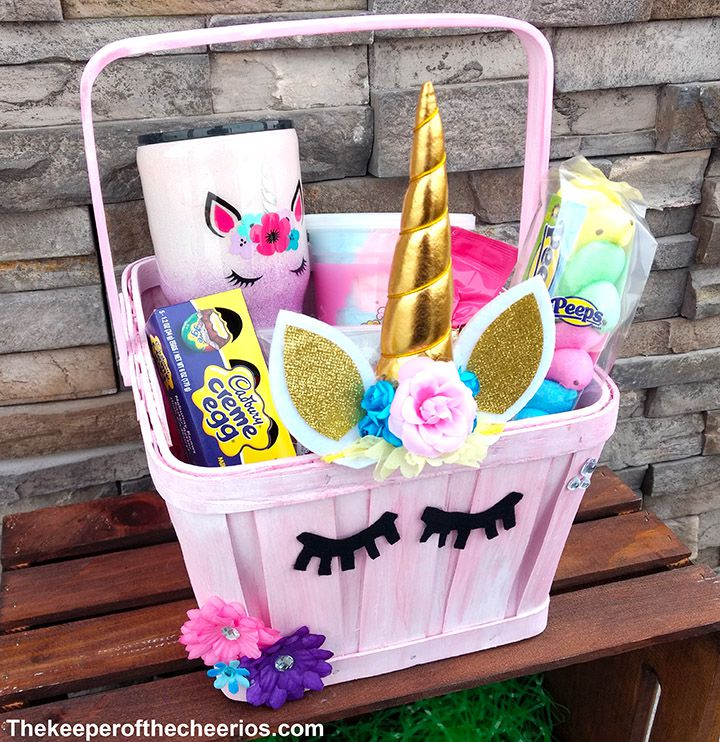 24 easter basket ideas we love creative easter basket ideas negle Choice Image