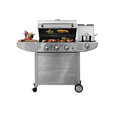 North American Outdoors Gas Grill