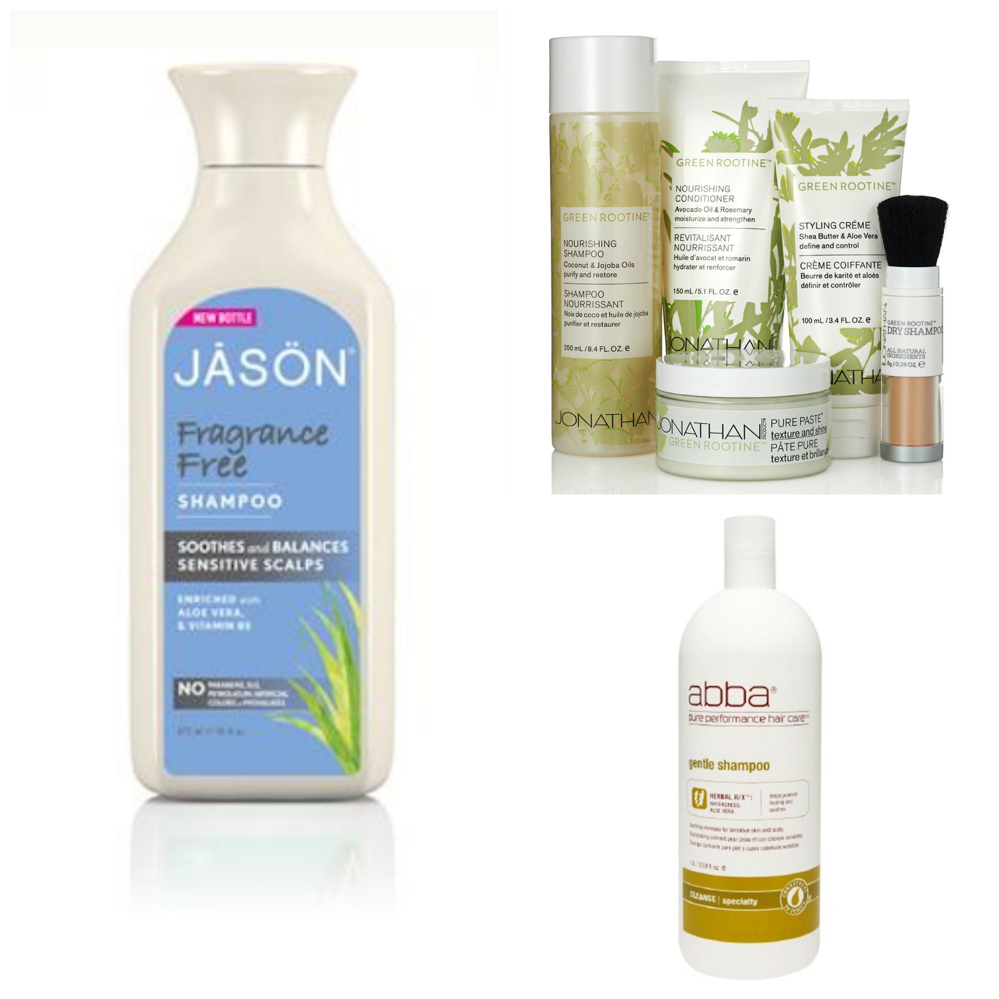 sulfate free shampoo japan