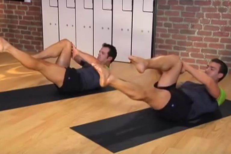 The Pilates for Men 10-20-30 Challenge.