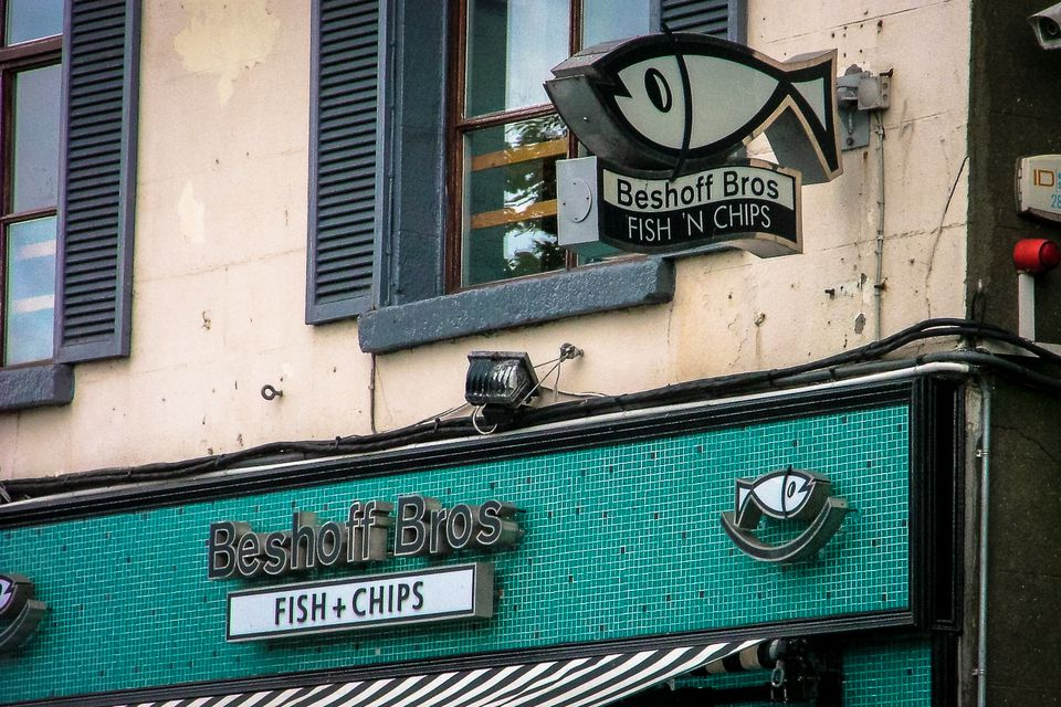 Beshoff Bros in Howth - an unpretentious place of culinary pilgrimage, home of Dublin's best fish and chips