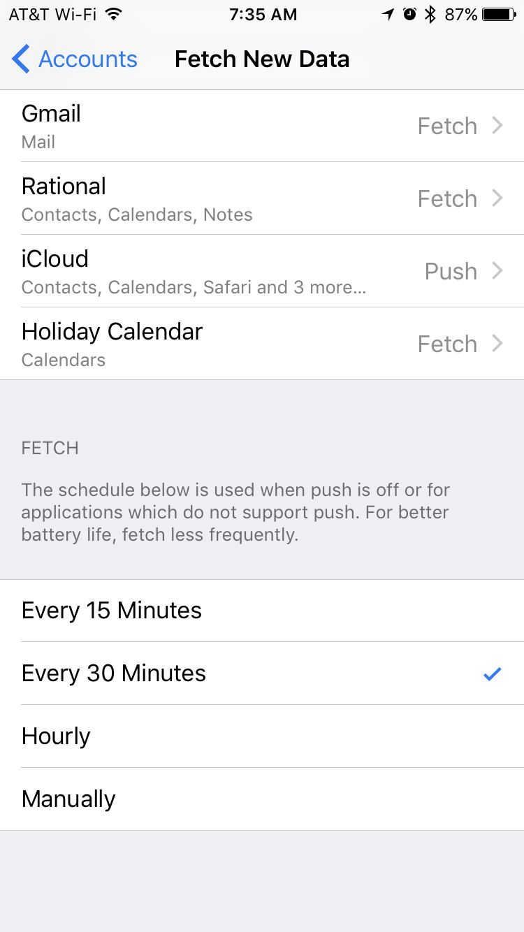 17 ways to improve battery life on your ipod touch