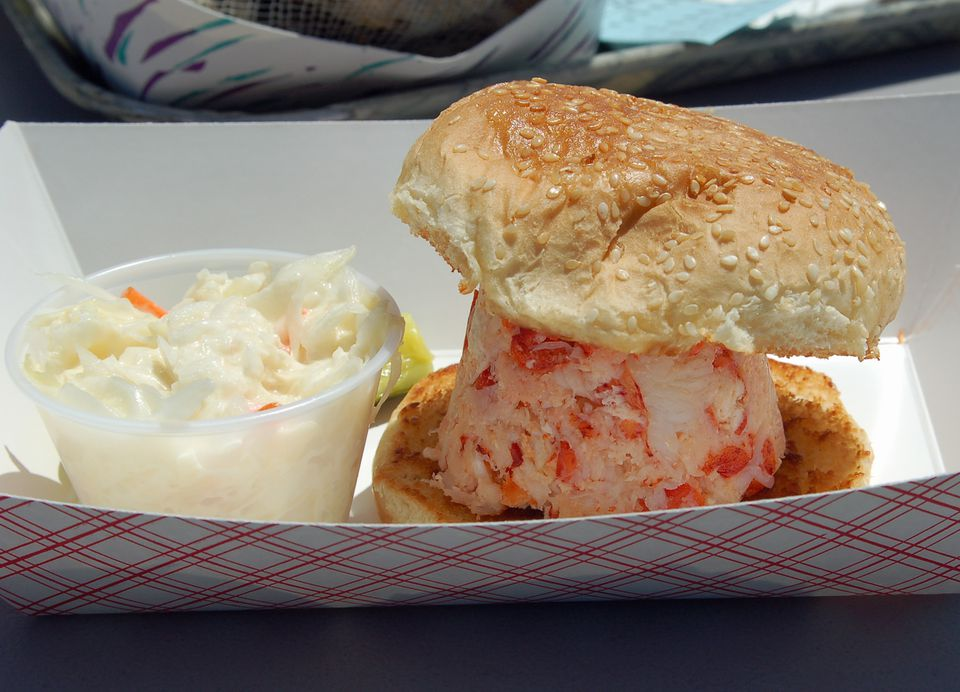 Best New England Lobster Roll
