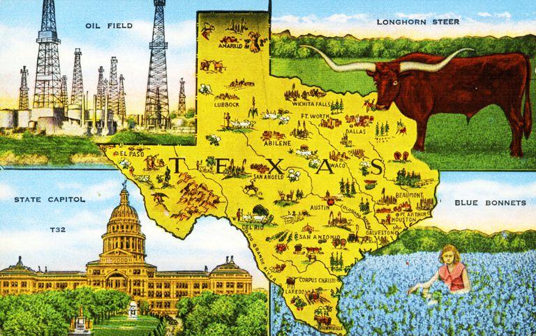 Texas Divorce Laws