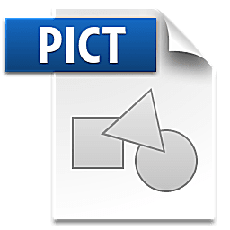Picture of the PICT file icon