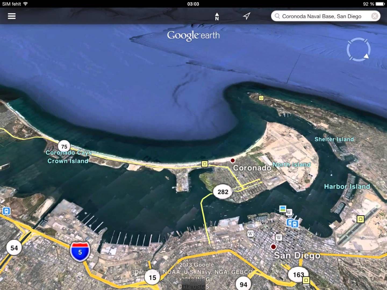 Installation Overview: Naval Base Coronado, California
