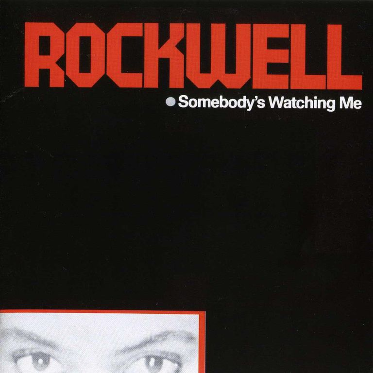 Rockwell Somebody's Watching Me