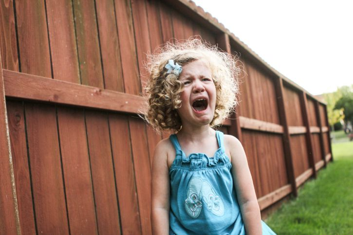 Discipline your child's behavior, not the emotion