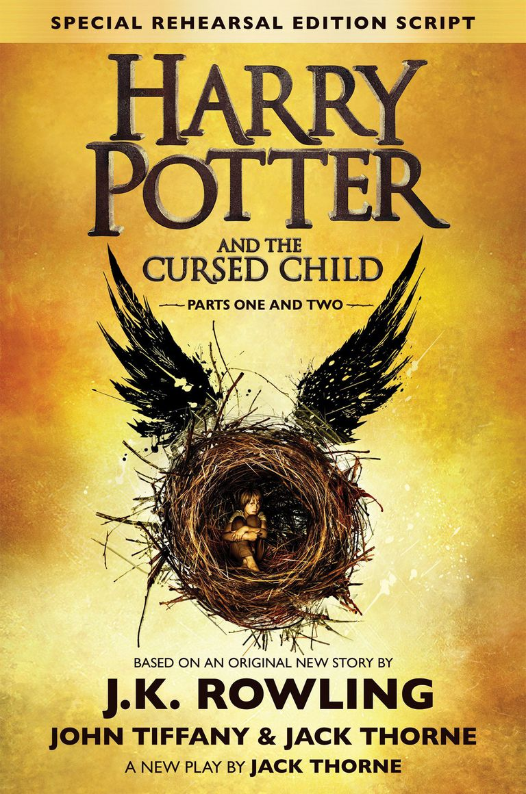 Harry Potter and the Cursed Child by J.K. Rowling, John Tiffany, and Jack Thorne
