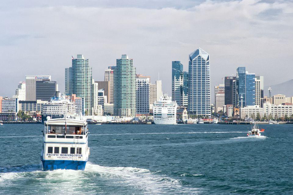San Diego Harbor Cruise
