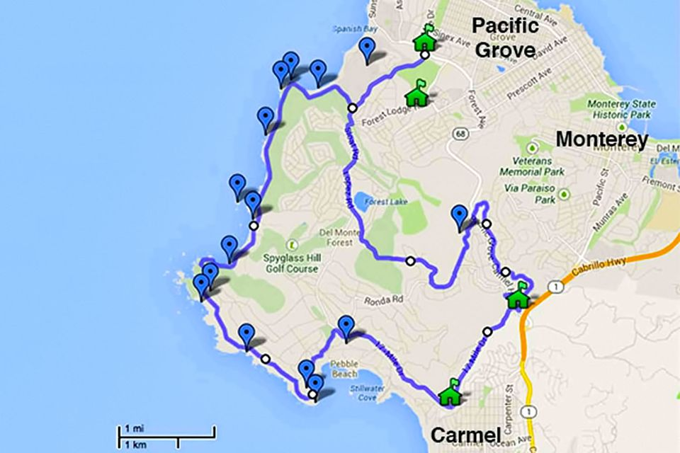 How to Make the Most Out of Carmels 17Mile Drive