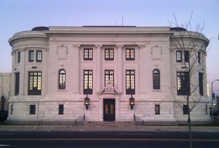 Stockton University's Carnegie Library in Atlantic City