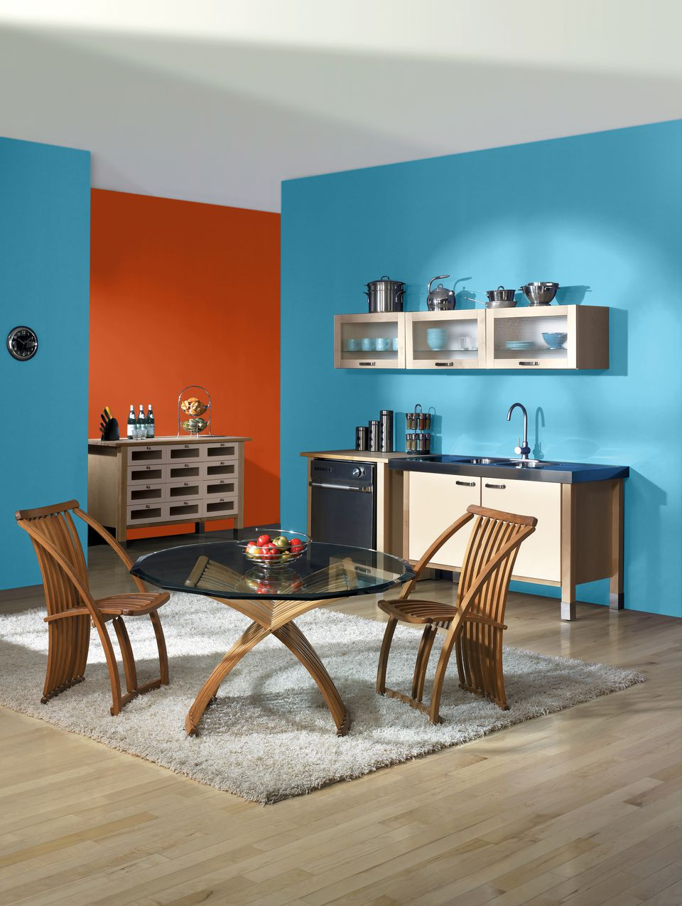 10 Easy Ways to Add Color to Your Kitchen | Color.About.com