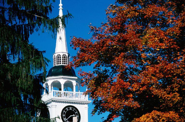 Universidad de Amherst.