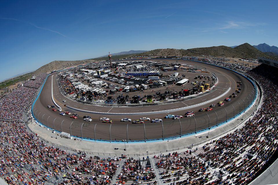 NASCAR Sprint Cup Series Good Sam 500
