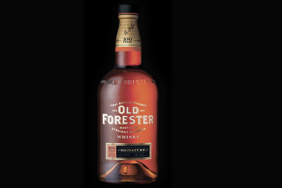 Old Forester Signature Bourbon Whiskey