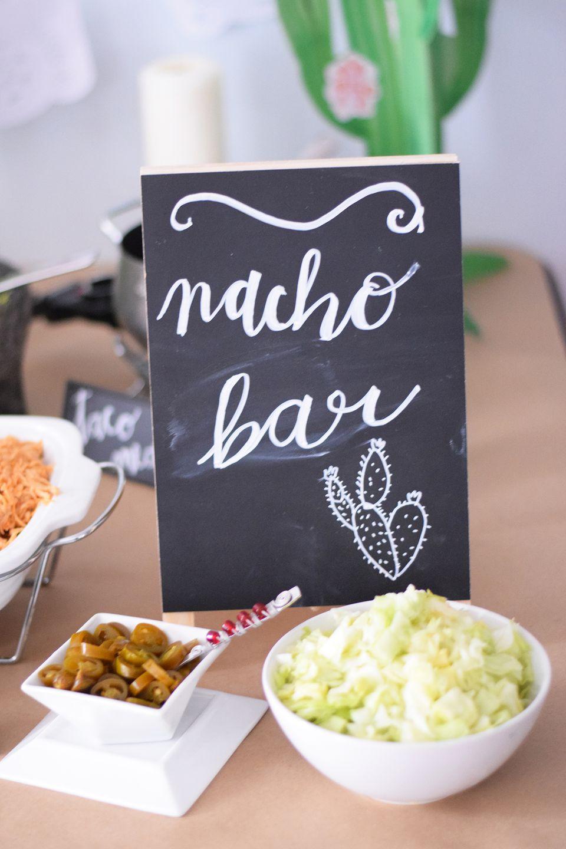DIY Nacho Bar