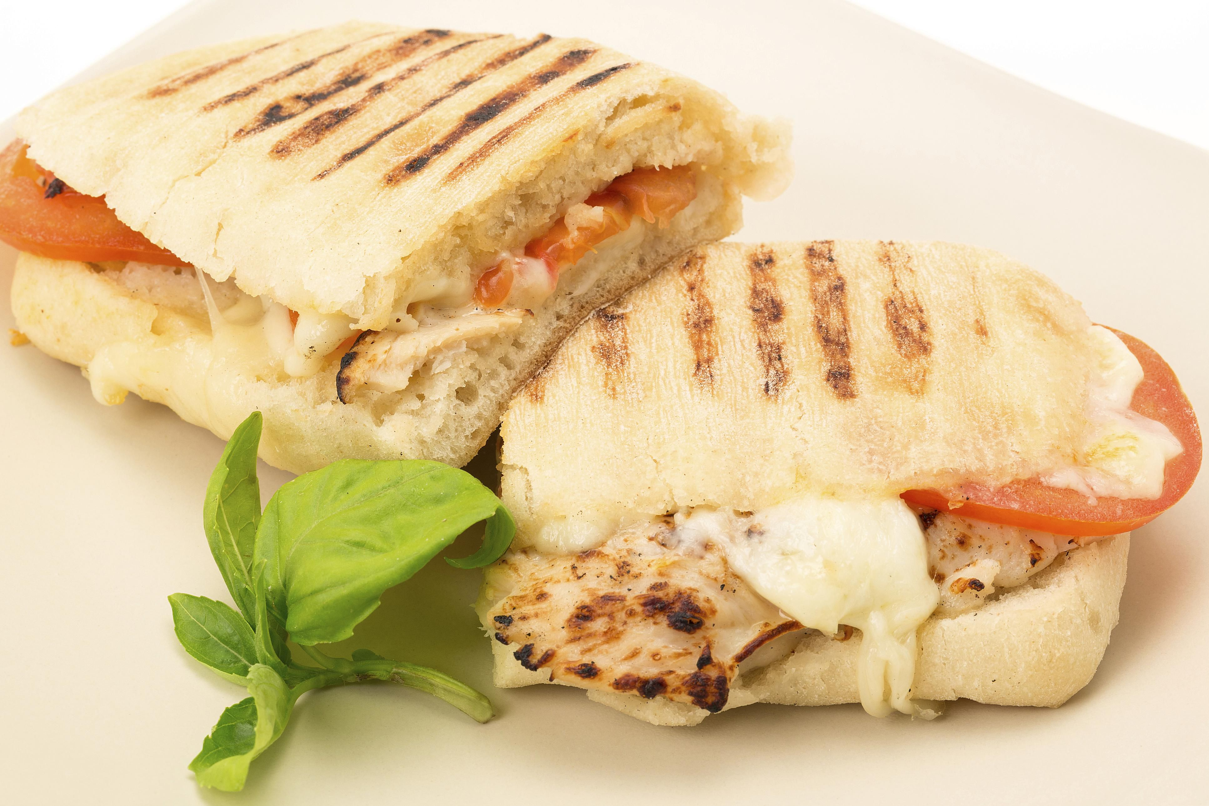chicken and mozzarella panini recipe. Black Bedroom Furniture Sets. Home Design Ideas