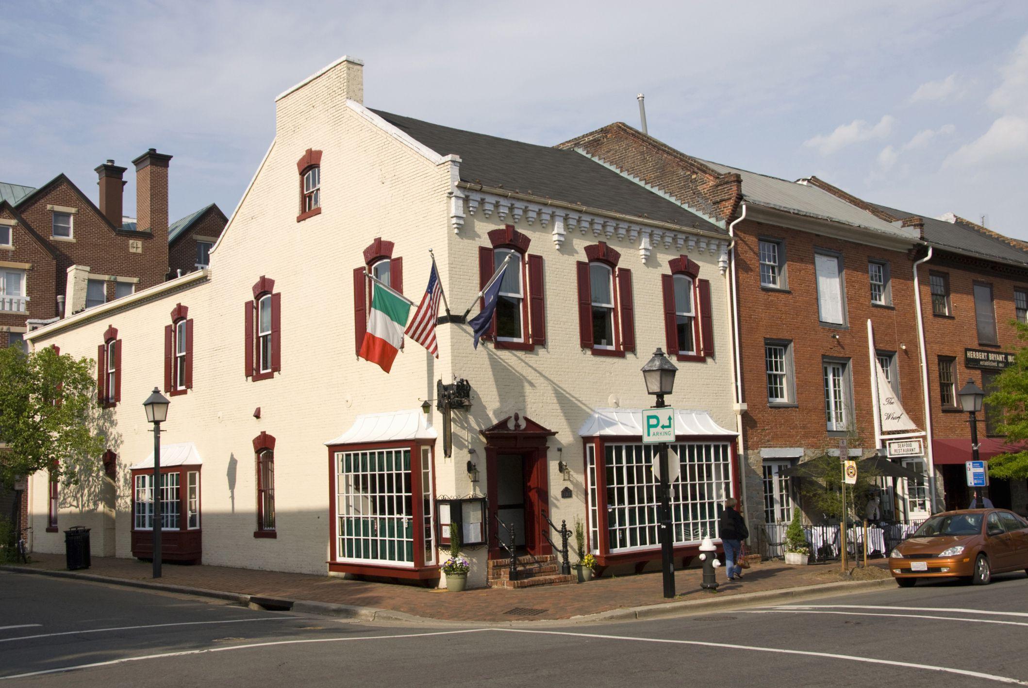 Carlyle Restaurant Va