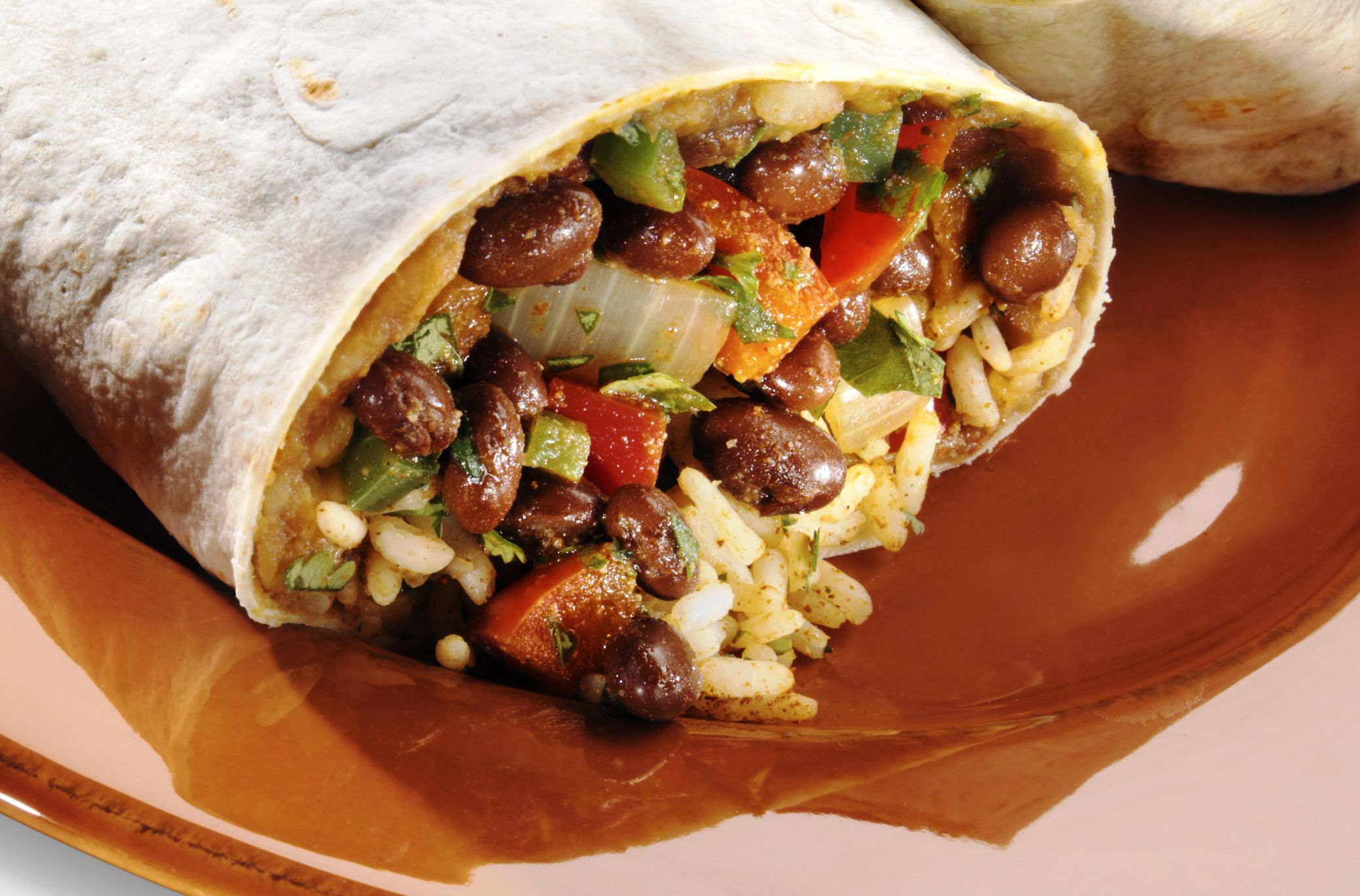Mexican Food Burrito Recipe