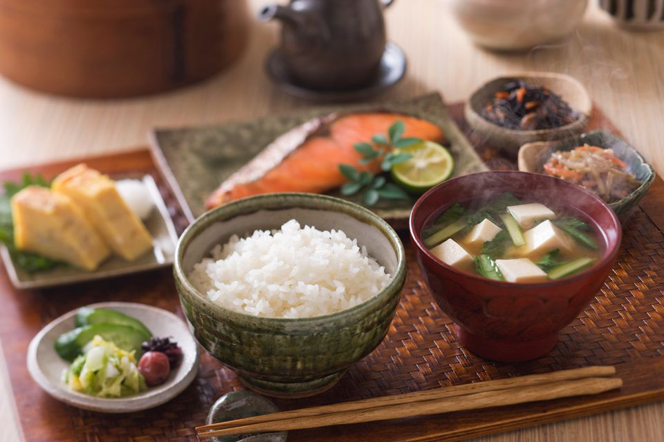 How to prepare a traditional japanese breakfast forumfinder Gallery