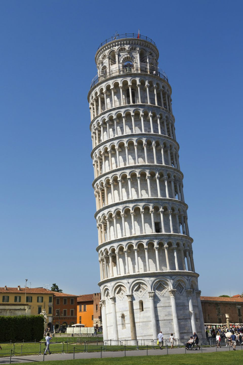 Pisa, Tuscany, Italy. Leaning Tower