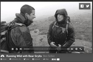 Screenshot of a Hulu TV Show