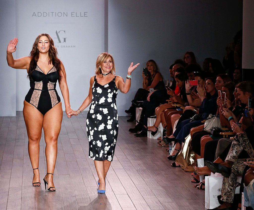 work your curves into a career as a plus size model