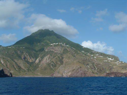 Saba - Dutch Caribbean Island of Saba