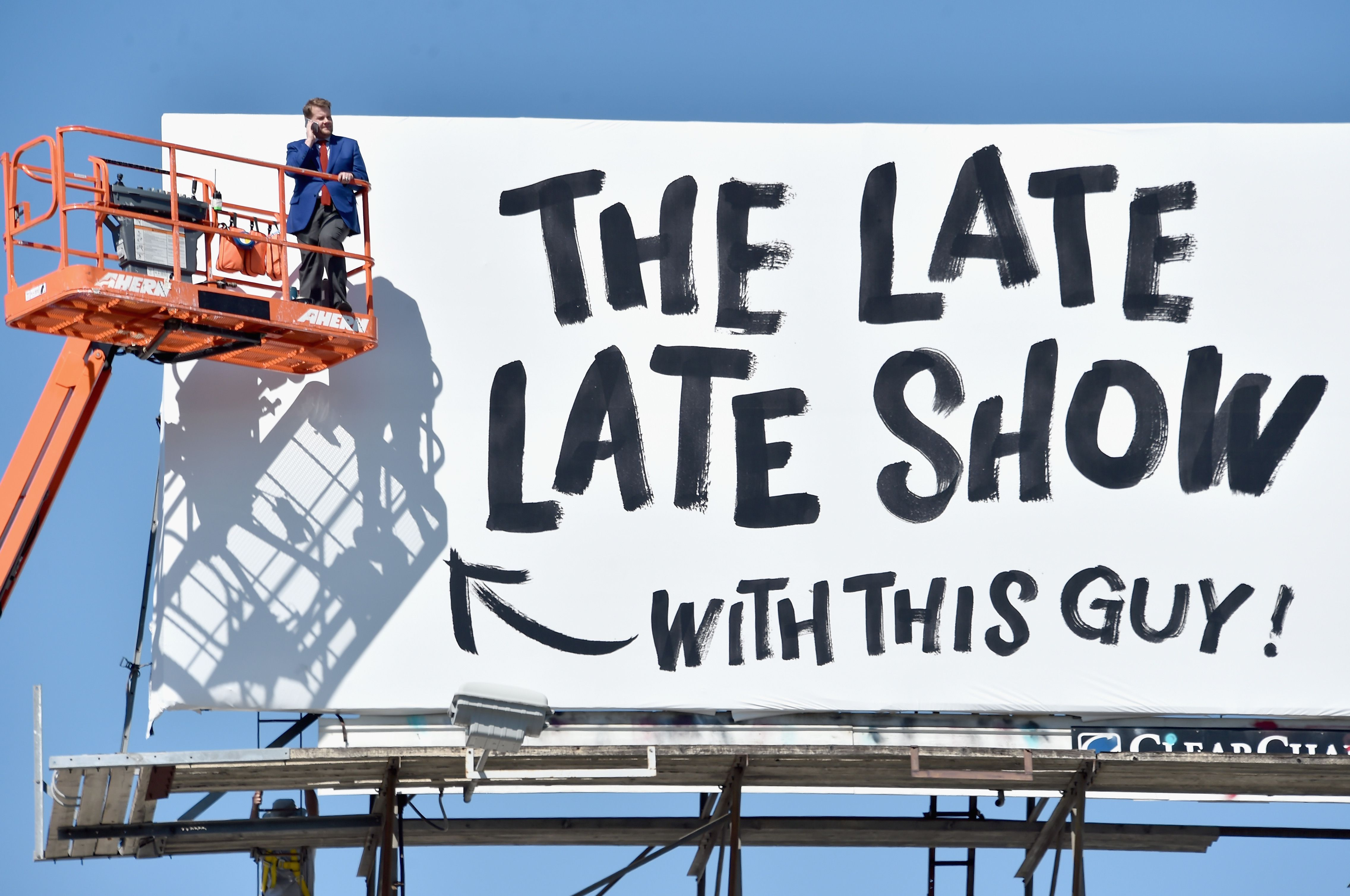 free tickets to the 39 late late show with james corden 39. Black Bedroom Furniture Sets. Home Design Ideas