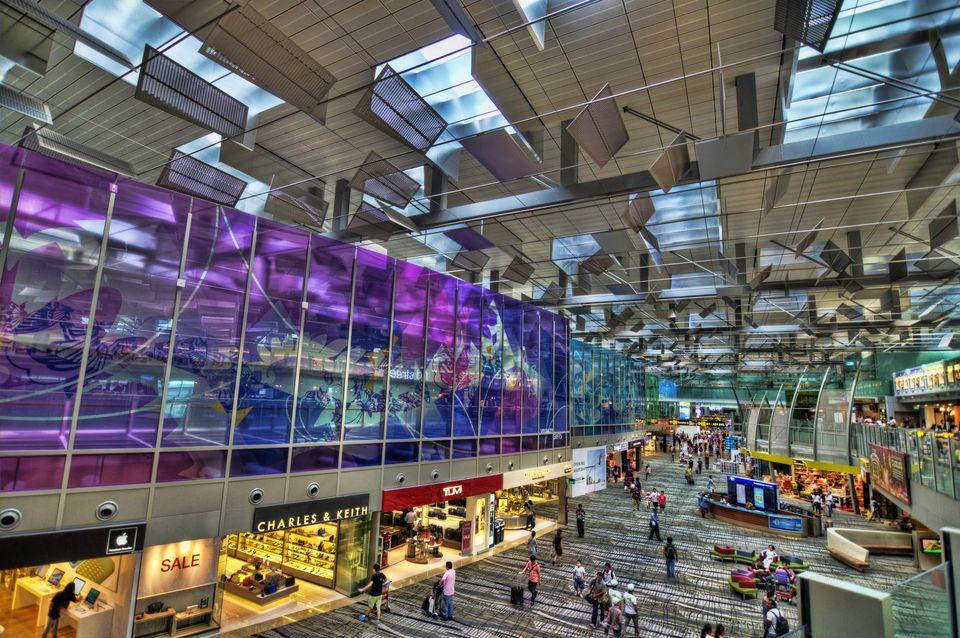 Terminal 3, Changi Airport, Singapore