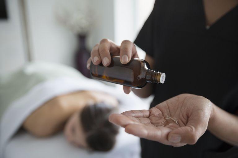 The best massage oil