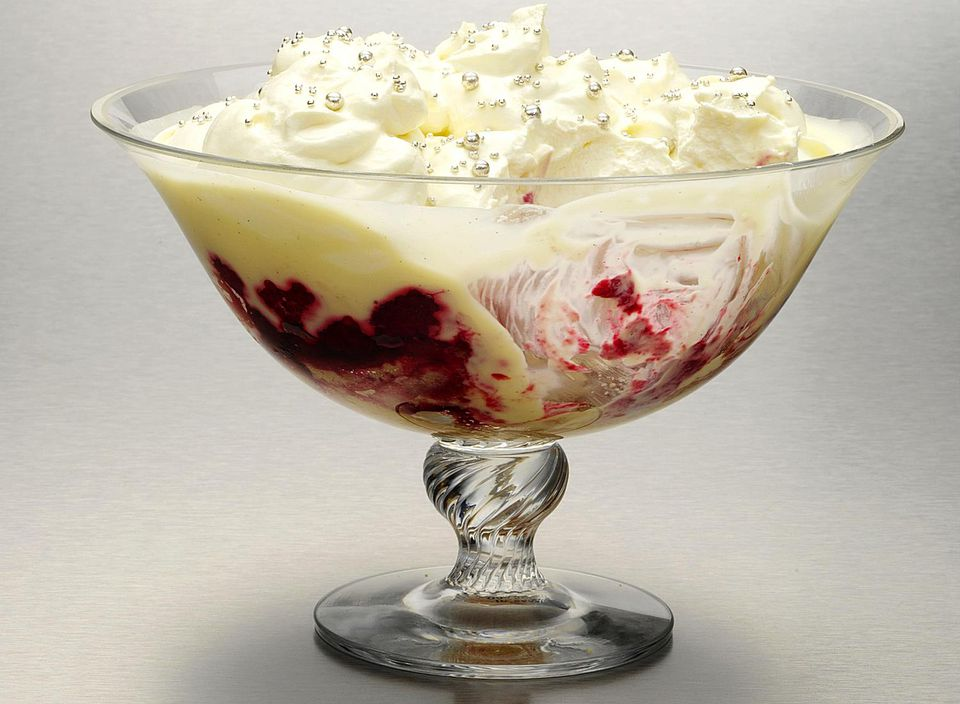 Quick Sherry Trifle Recipe