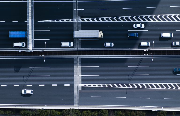 adaptive cruise control maintains distance