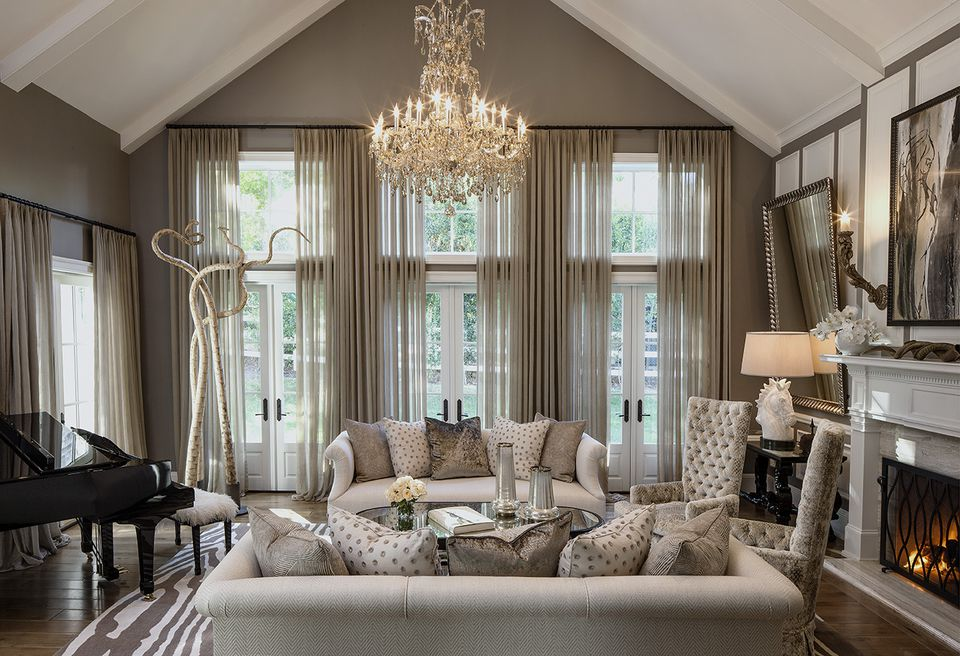The Deliciously Decadent Home of Tyson and Kimberly Chandler