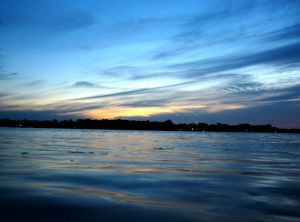 Winona Lake near Grace College