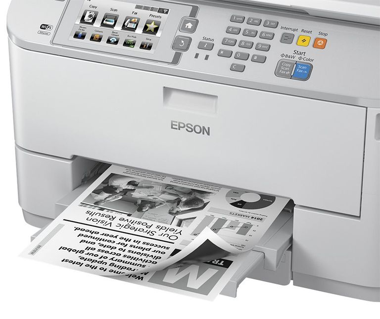 Epson WorkForce Pro Multifunction Monochrome Printer