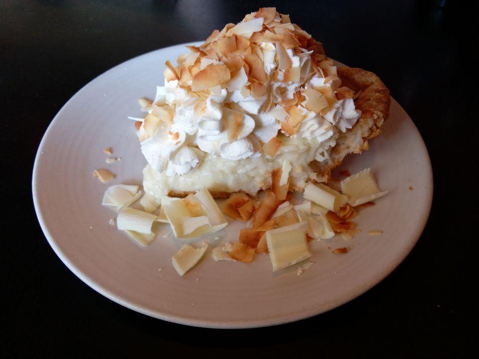 Tom Douglas Coconut Cream Pie