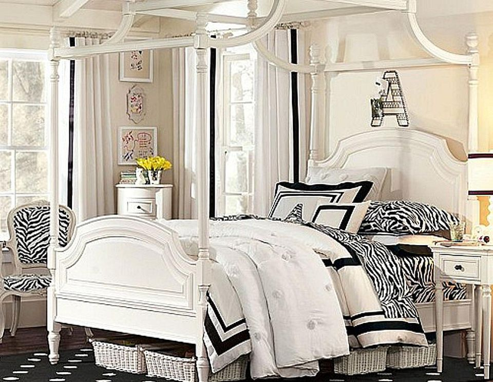 Decorating With Zebra Print