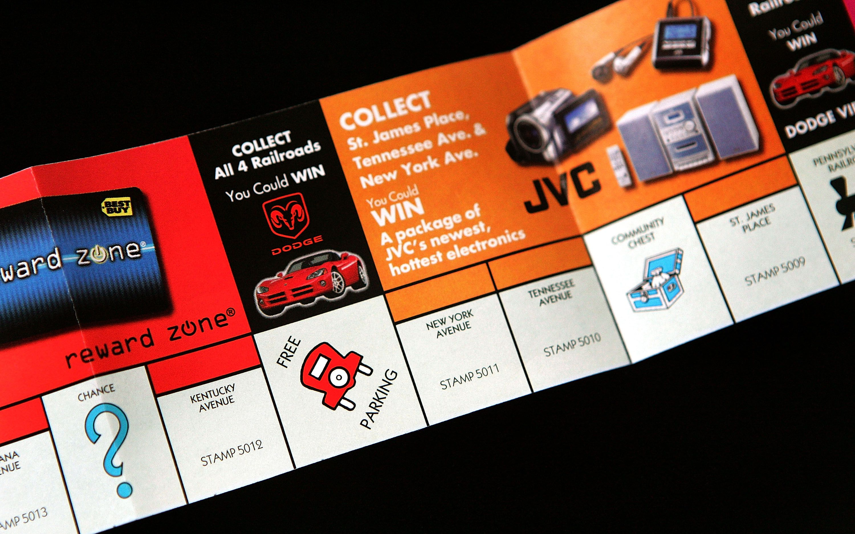 Is mcdonald 39 s monopoly game a scam or legitimate for Money in design home game