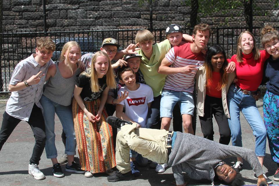 Things to Do with Teens in NYC -- Hush Tours